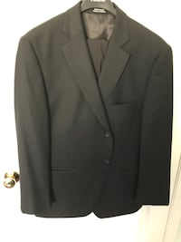 Alfred Sung Men's suit and pants size 44 shirt and 39 waist Burlington, L7S 2A7