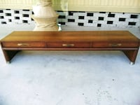 Mid century modern, coffee table/entertainment/ Clearwater, 33764