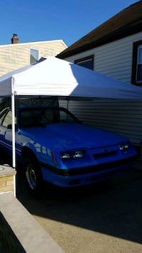 Ford - Mustang - 1986 Fox body Hasbrouck Heights