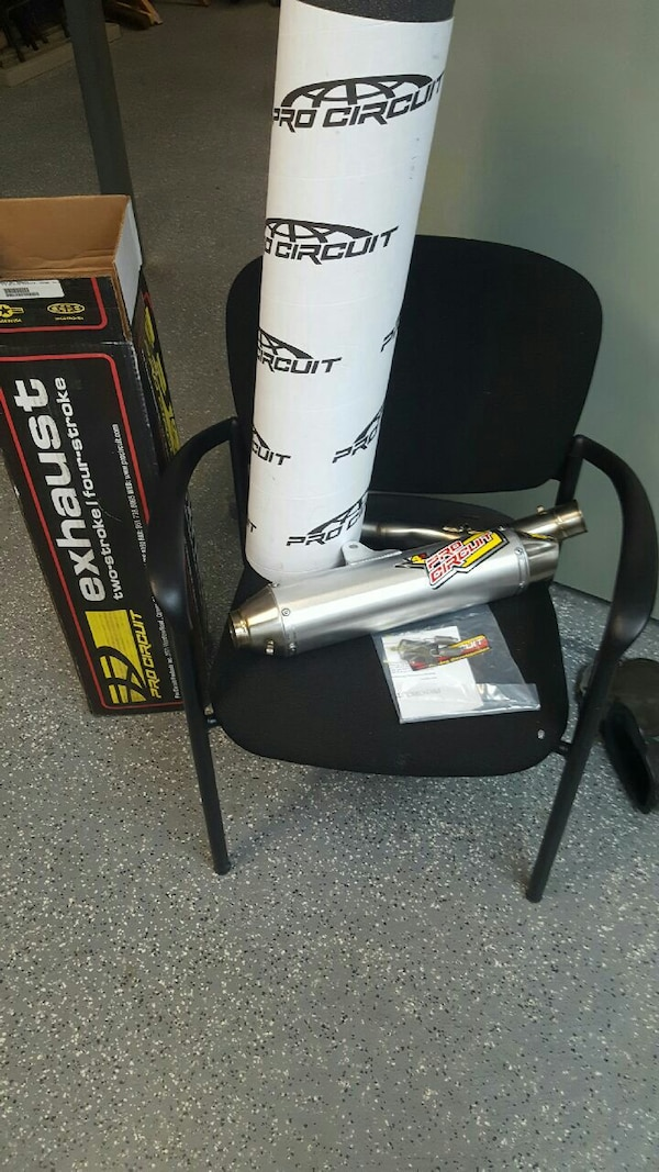 Pro Circuit T4 Exhaust 05-08 Kx250f Rm250