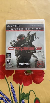 Crysis 3: Hunter Edition (PS3) Washington, 20016