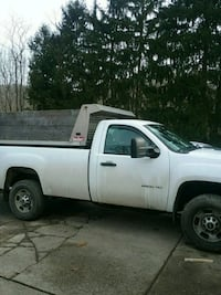 2013 GMC Sierra 2500HD 4WD Regular Cab Work Truck 8ft