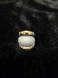 silver-colored and gold-colored jewelry Roanoke, 24019