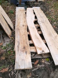 Saw mill wood all different thicknesses width s length s Danbury, 06810