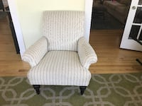 2 pin strip chairs excellent condition  null