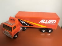 Truck 18 wheeler- replica of Allied Movers truck.  Potomac, 20854