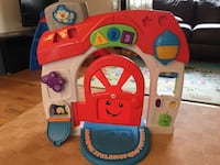 Fisher price learning home Brookfield, 06804