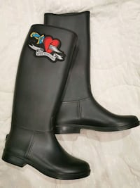 Moschino rainboots Langley City, V1M 3T4