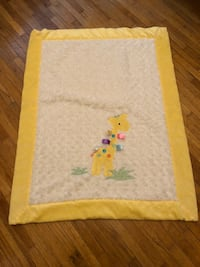 Cozy soft baby blanket Richmond, V6Y 2J4