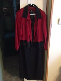 Women's black and red dress and Jacket  Martinsburg, 25403