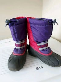 Sorel kids winter boots. Size 13. Vaughan, L4J 1A7
