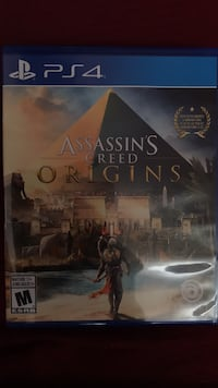 Assassin's creed origin ps4 game Toronto, M1J 3E2