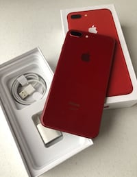 IPHONE 7+ RED EDITION 64 G UNLOCKED  Phoenix