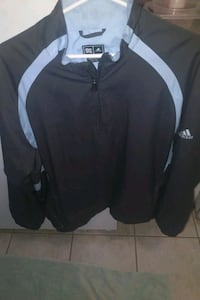 ADIDAS Sports Pull Over Jacket