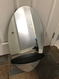 Oval Mirror Barrie, L4M 6X9