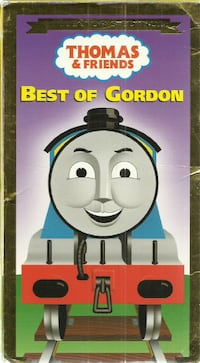 BEST OF GORDON Collector Edition THOMAS vhs