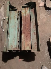 Vintage tool chest Waterford, 12188
