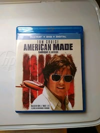 American made Blueray and DVD  Oakville, L6M 4M2