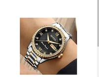 High-Quality Men Watch null