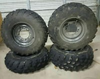 Atv tires and wheels Carencro, 70520