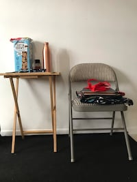 Table & chair in good condition Orlando, 32826