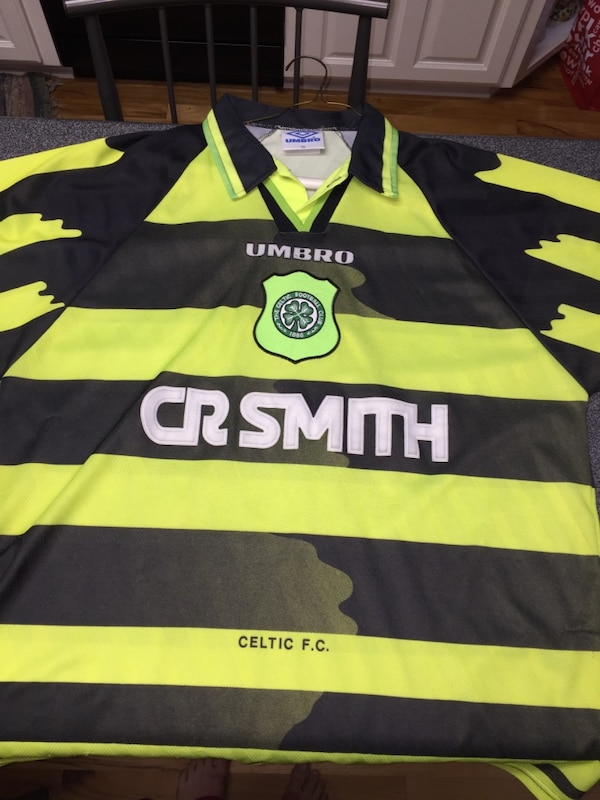 the latest 52ec3 7438e Umbro Celtic Jersey XL