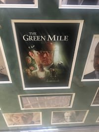 The green nile poster with frame Calgary, T3H 1C4