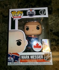 Mark Messier Funko Pop Up.