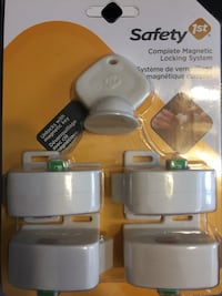 Safety1st Baby Toddler 4 Lock Magnetic Locking System - NEW Newmarket, L3X 0A5