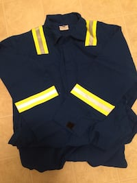 Blue, summer coveralls size 44R Calgary, T2L 1N2