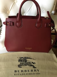 Burberry Bag  Mississauga, L5W 1P4