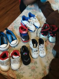 toddler's assorted pairs of shoes Tallahassee, 32304