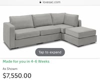 Lovesac Sactional couch for sell 2268 mi