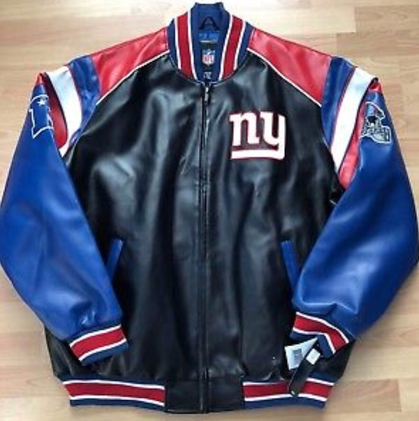 46326aa2bbc Used New York Giants Jacket (xl) for sale in Morrow - letgo