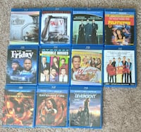 Bluray movies Evans, 30809