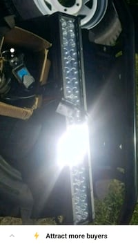 20inch led off road light bar, harness and mount Elwood, 46036