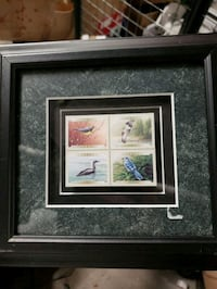 Limited Edition Decorative Collective Stamps Burnaby