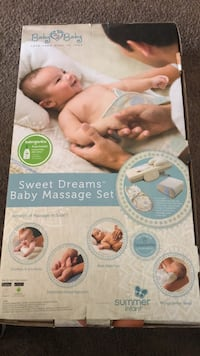 Baby Massage Set.