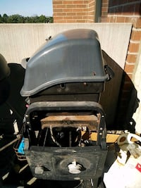 black and gray gas grill Mississauga, L5N 3K8