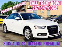 2015 Audi A4 EVERYONE APPROVED! Levittown