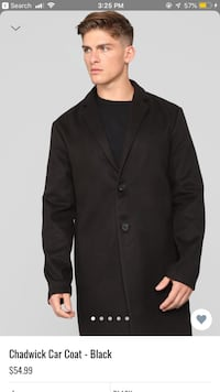 Men's coat  706 km
