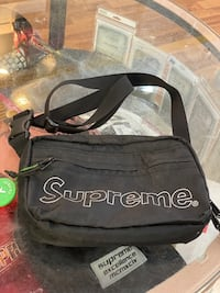 Black Supreme Shoulder Bag Silver Spring, 20902