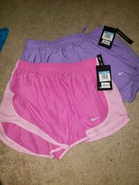 Womens Nike dri fit shorts brand new size medium
