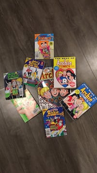 Ultimate Archie collection good condition Red Deer, T4R 3C9