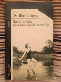 WILLIAM BOYD Suave caricia Madrid, 28020
