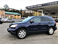 Team West Auto Group 2007 Honda CR-V EX 4WD Local No accident Low km Clean honda crv Coquitlam