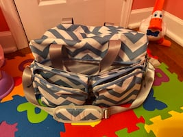 diaper bag - carried twice