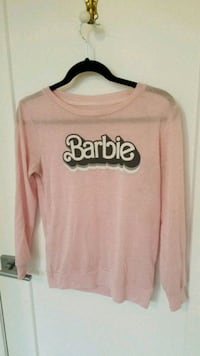 Barbie sweater Montreal, H4G 1H7