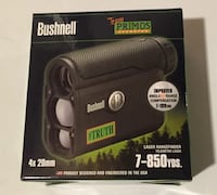 Bushnell The Truth Laser Rangefinder with ARC 522 mi