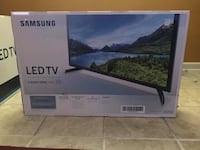 "32 "" samsung led tv box Leesburg, 20176"